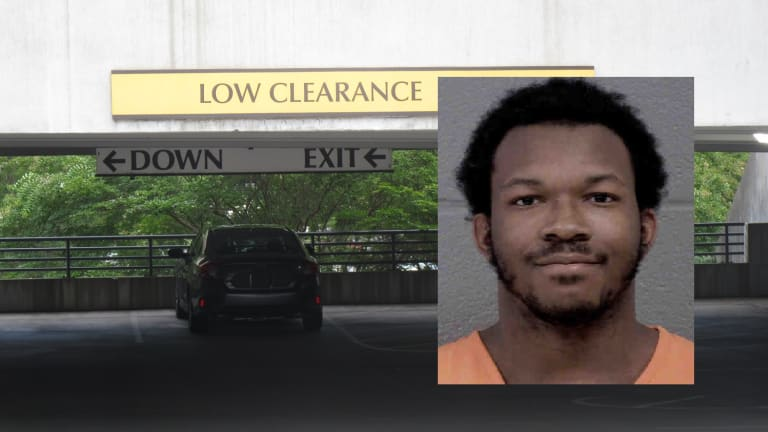 WOMAN TIED UP AND KIDNAPPED IN UPTOWN PARKING DECK, KNIFE HELD TO HER THROAT