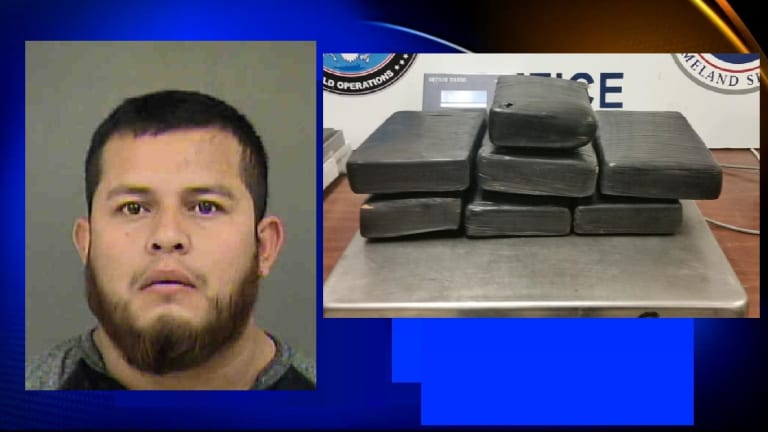 FEDS ARREST ILLEGAL IMMIGRANT CAUGHT WITH COCAINE, PLEADS GUILTY