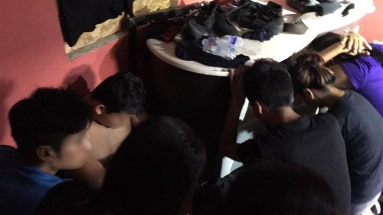 43 ILLEGAL IMMIGRANTS FOUND IN TEXAS STASH HOUSE