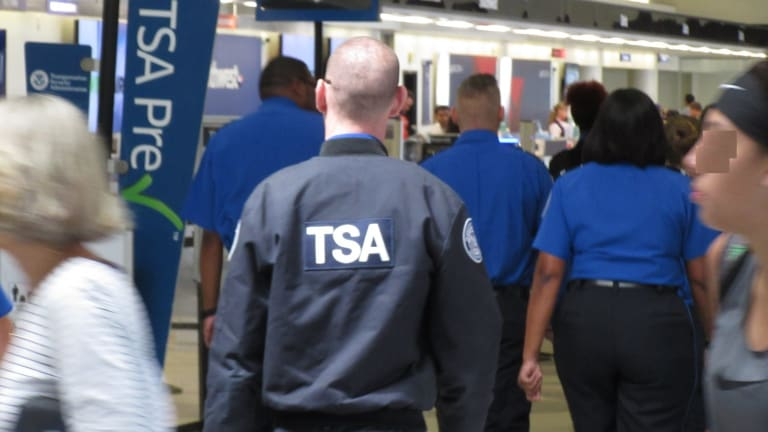 8 TSA AGENTS TEST POSITIVE FOR CORONAVIRUS AT CHARLOTTE DOUGLAS AIRPORT