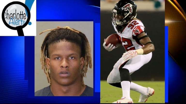 ATLANTA FALCONS PLAYER ARRESTED FOR RAPING 12-YEAR-OLD GIRL AND ORAL SEX
