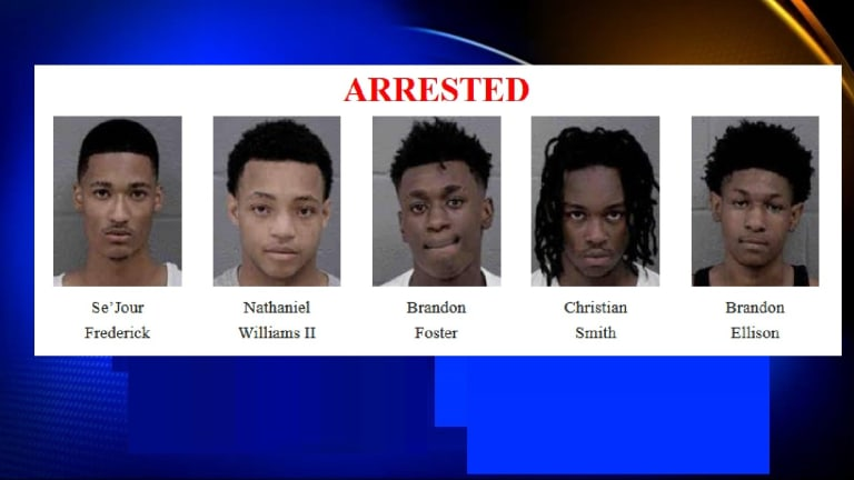 SEVERAL ARRESTED IN ARMED ROBBERY OF TWO LATINO PEOPLE
