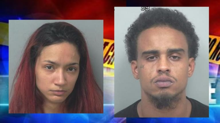 MOTHER AND HER BOYFRIEND ARRESTED IN DEATH OF 10-MONTH-OLD BABY