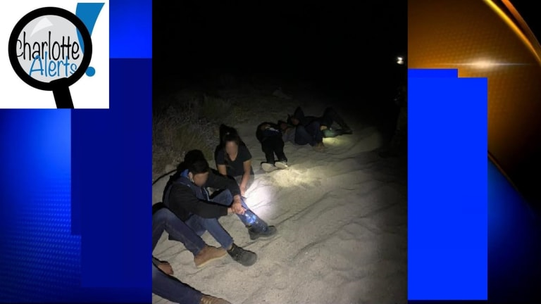 13 ILLEGAL IMMIGRANTS RESCUED FROM MOUNTAINOUS TERRAIN