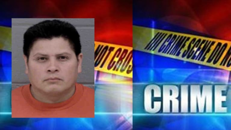 SUSPECT ARRESTED CHARGED WITH MURDER OF LATINO MAN