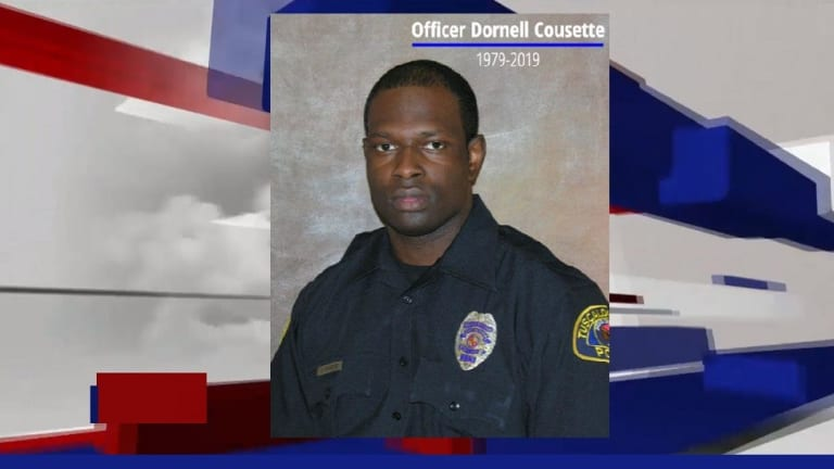 ALABAMA POLICE OFFICER KILLED IN SHOOT OUT WITH SUSPECT