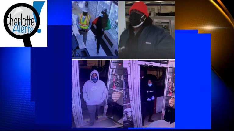 BROWNLEE JEWELERS ROBBED ALONG WITH PAWN SHOPS IN VIOLENT SPREE