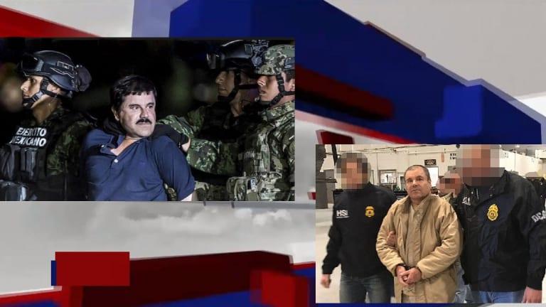 EL CHAPO BILLIONAIRE DRUG SINALOA CARTEL LEADER SENTENCED TO LIFE IN PRISON