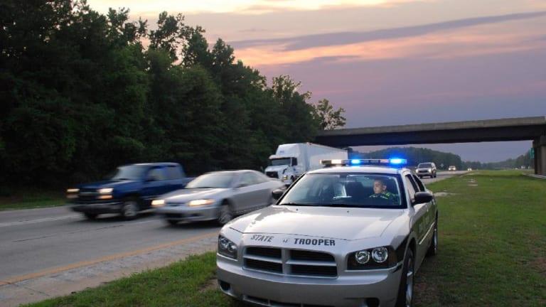 I-485 SHUTDOWN, ONE DEAD AND 3 HAVE MAJOR INJURIES AFTER HUGE VEHICLE CRASH