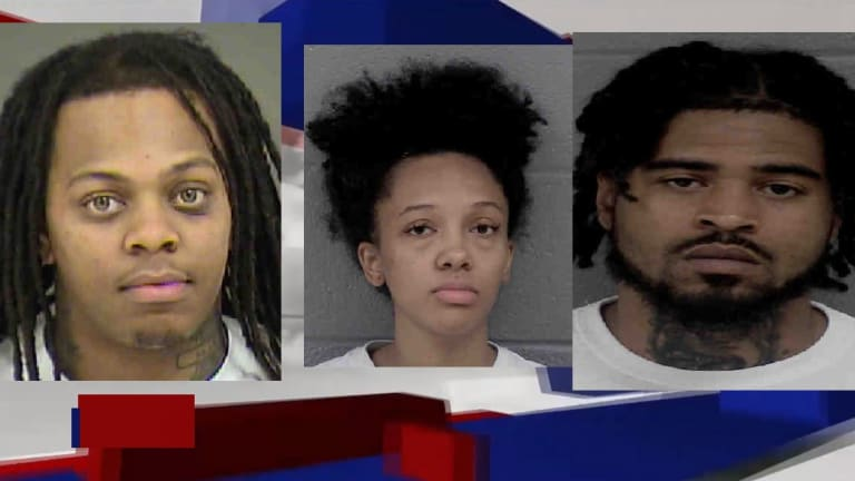 ONE SHOT DURING CHILD CUSTODY DISPUTE, SEVERAL ARRESTED