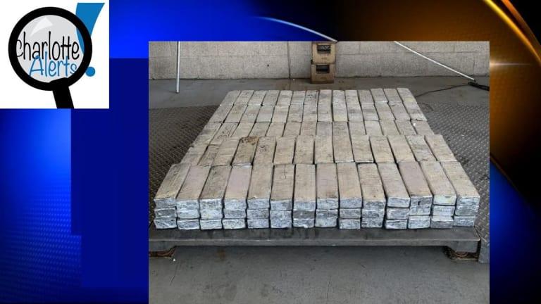 $11 MILLION METH BUST DISCOVERED IN FLOOR OF 18-WHEELER TRUCK