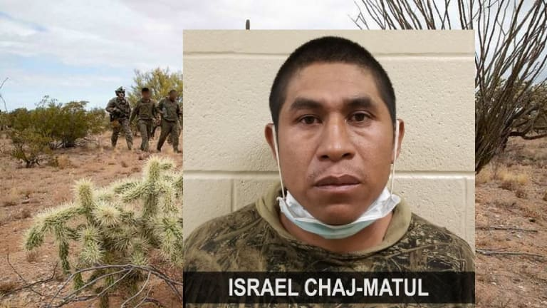 UNDOCUMENTED IMMIGRANT SEX-OFFENDER ARRESTED