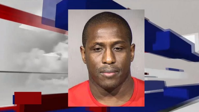 SON OF EX NFL COACH LOVIE SMITH ARRESTED ON PROSTITUTION RING CHARGES