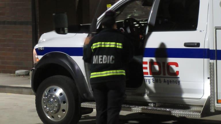 MAN KILLED ON WEST SUGAR CREEK DURING SHOOTING