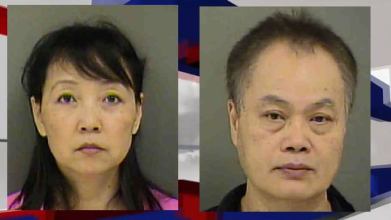 ASIAN MASSAGE PARLOR BUSTED FOR PROSTITUTION