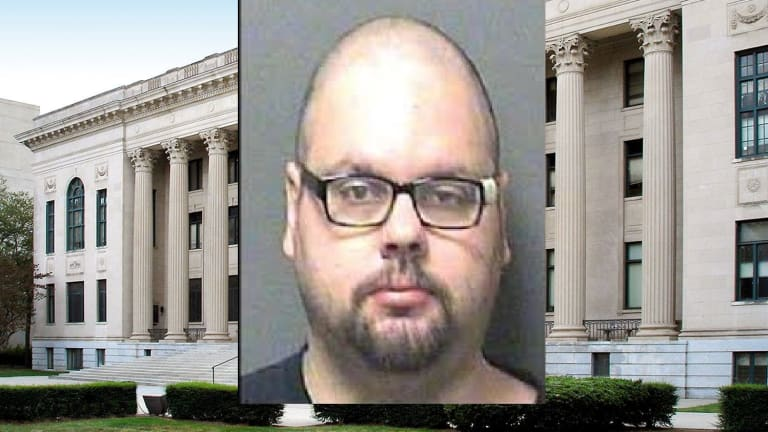 REPEAT OFFENDER IS SENTENCED TO MORE THAN 10 YEARS FOR CHILD PORNOGRAPHY