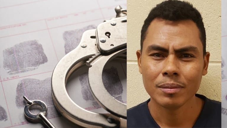 CONVICTED SEX OFFENDER AND UNDOCUMENTED IMMIGRANT ARRESTED NEAR USA BORDER