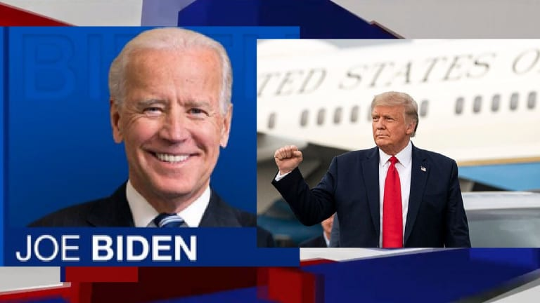 JOE BIDEN ON PACE TO WIN ELECTION, VOTES CLIMBING IN STATE OF GEORGIA