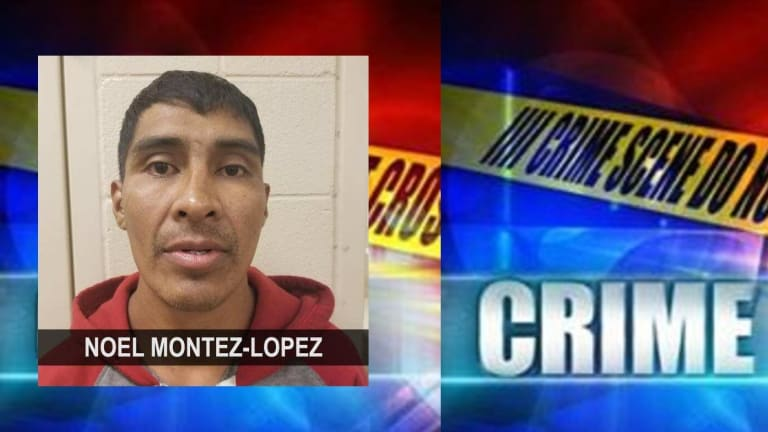 ILLEGAL IMMIGRANT WITH CRIMINAL RECORD CAUGHT RE-ENTERING UNITED STATES