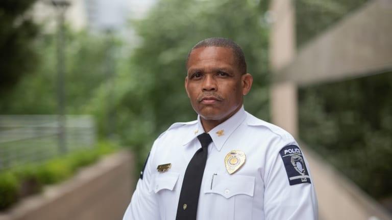 NORTH CAROLINA POLICE CHIEF TESTS POSITIVE FOR CORONAVIRUS