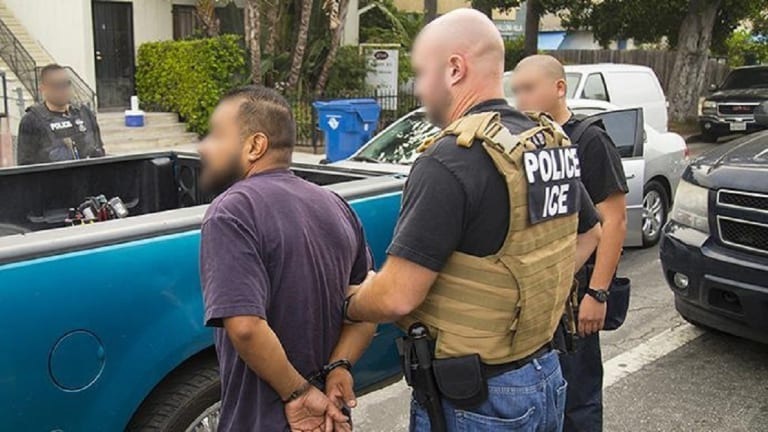 ICE ARRESTS MORE THAN 30 DURING ENFORCEMENT ACTION IN LAS VEGAS