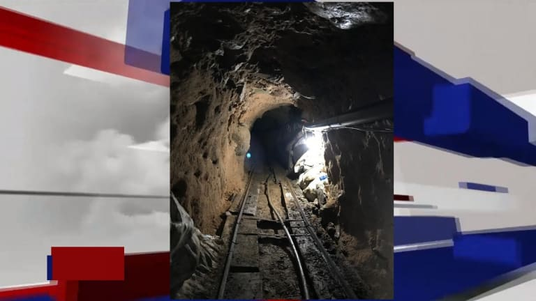 CARTEL CROSS-BORDER DRUG TUNNEL DISCOVERED IN SAN DIEGO HAD $29 MILLION IN DRUGS
