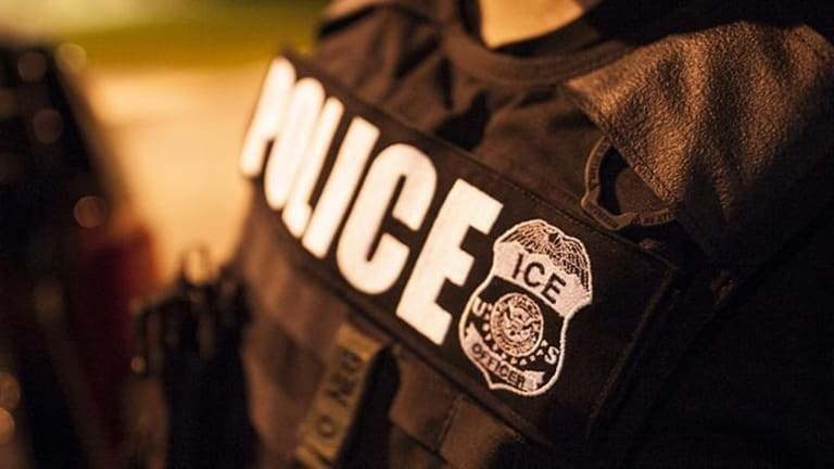 ICE ARRESTS LATINO GANG MEMBER WANTED FOR CAPITAL MURDER