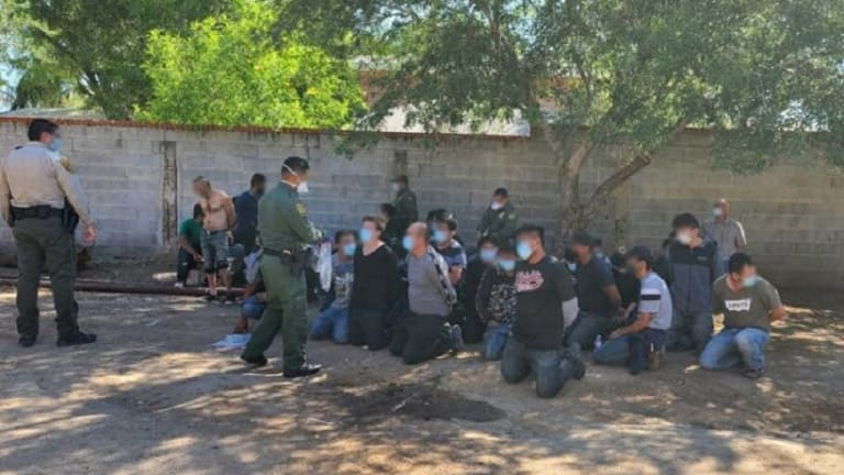 UNDOCUMENTED IMMIGRANTS BUSTED IN STASH HOUSE INVESTIGATION