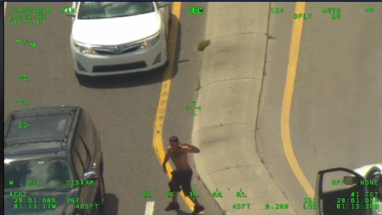 VIDEO: MAN KILLED IN POLICE SHOOTOUT AFTER STEALING TRUCK