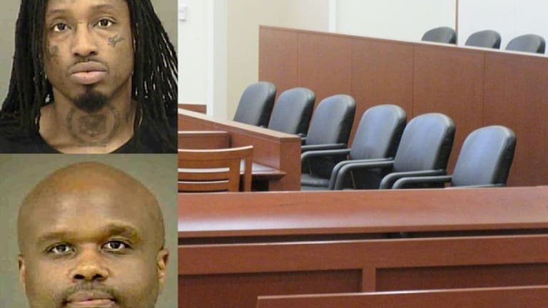 MISTRIAL DECLARED IN MURDER TRIAL DUE TO PREGNANT JUROR