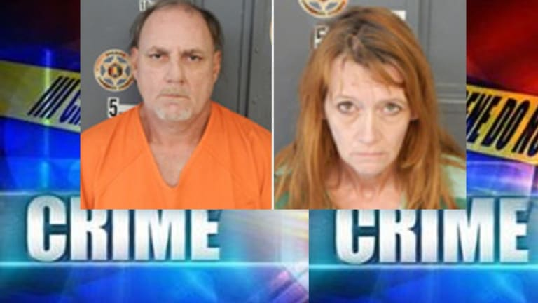 3-YEAR-OLD CHILD OVERDOSES AND SWALLOWS METHAMPHETAMINE, 2 ADULTS ARRESTED
