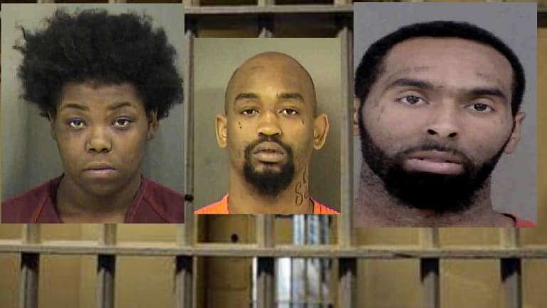 3 CHARGED IN CITY WIDE ROBBERY SPREE
