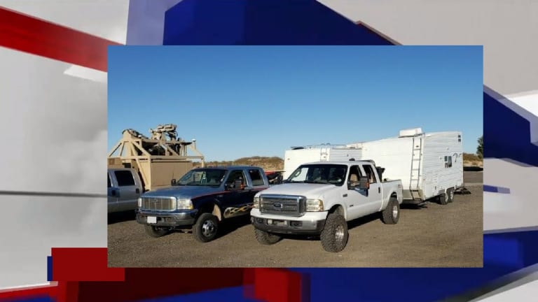 24 ILLEGAL IMMIGRANTS WERE SMUGGLED ON LARGE TRUCK TRAILERS