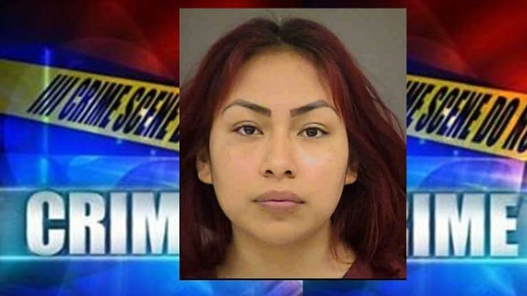 WOMAN STABS MAN, SHOOTS GUN, AND DAMAGES SUV