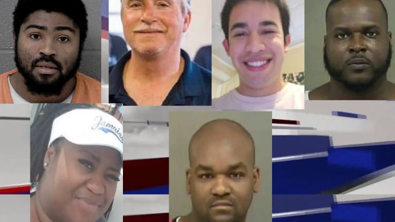 BLACK MAN CHARGED WITH KILLING 5 PEOPLE IN WILD MURDERS
