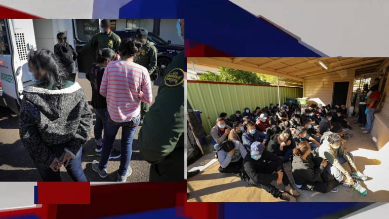 IMMIGRATION RAID ON STASH HOUSE BUST LEADS TO NUMEROUS ARRESTS