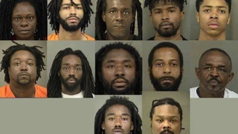 FBI ARREST CRACK COCAINE DEALERS IN EARLY MORNING ROUND UP
