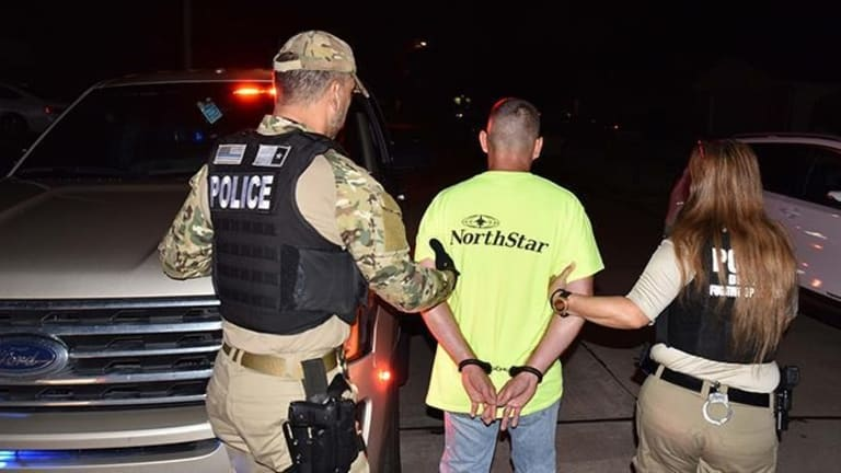 ICE ARRESTS 3-TIME DEPORTED MEXICAN MAN WANTED FOR MURDER IN CALIFORNIA