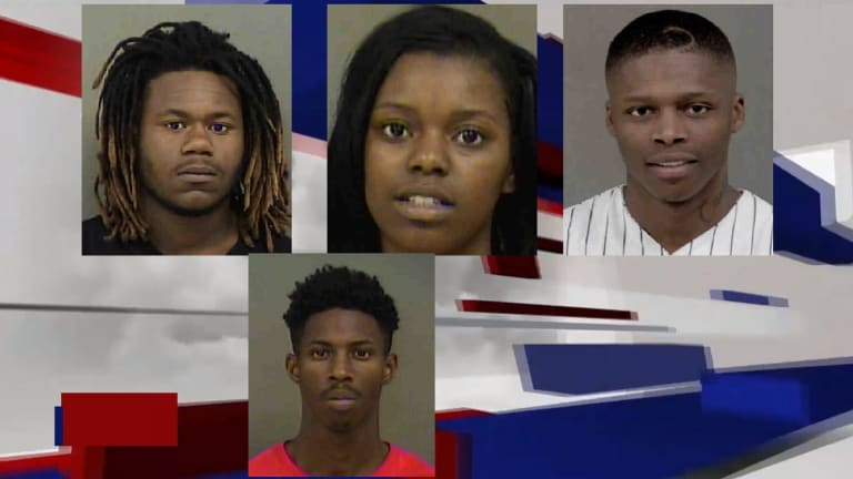3 PEOPLE CHARGED IN APARTMENT MURDER OF BLACK TEENAGER