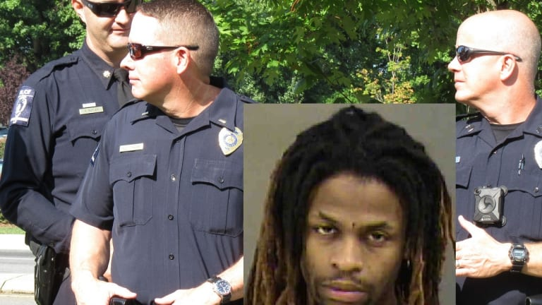 MAN IN SWAT STAND-OFF ARRESTED, WAS A FELON WITH GUN