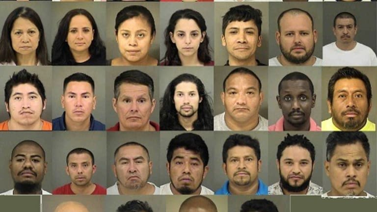 IMMIGRATION RAIDS IN CHARLOTTE CONTINUE, MANY ARRESTED