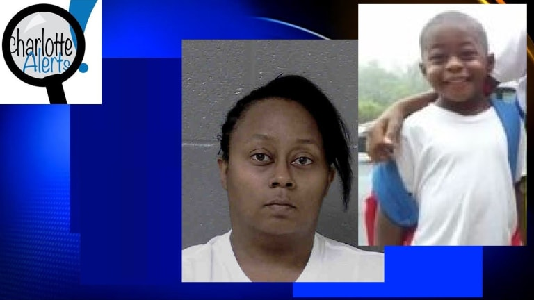 MOTHER ARRESTED IN DEATH OF 4-YEAR-OLD SON