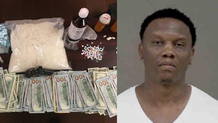 DRUG DEALER CAUGHT WITH $88,000 CASH FROM DRUG DEALS, PLEADS GUILTY