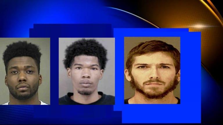 3 MEN ROB DRUG DEALER AT GUNPOINT AND GET SENTENCED TO PRISON