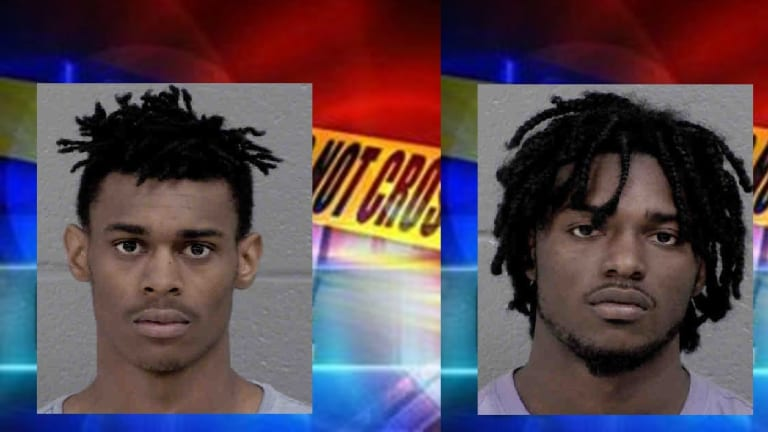 ARMED ROBBERY SUSPECTS ARRESTED