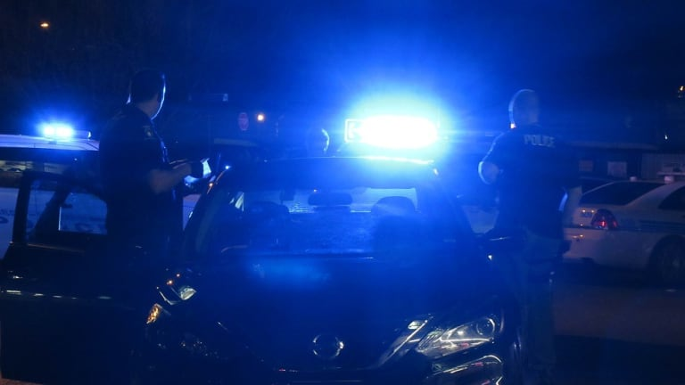 MAN SHOT IN VIOLENT VEHICLE SHOOTING NEAR NORTH TRYON STREET