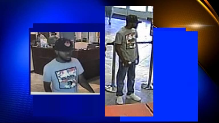 LATINO CREDIT UNION ROBBED FORCING BRANCH TO CLOSE ALL DAY