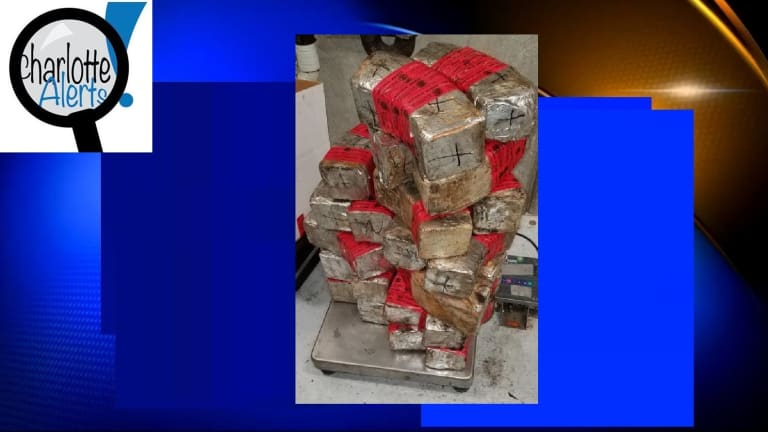 BORDER PROTECTION OFFICERS SEIZE $2 MILLION IN CRYSTAL METH AND HEROIN