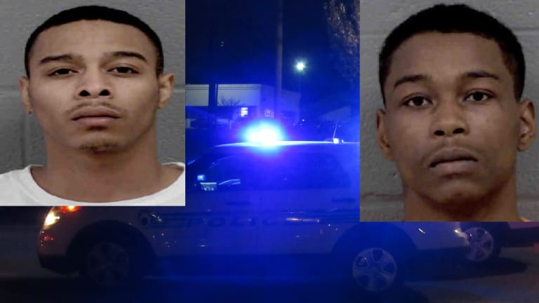 MAN MURDERED IN FOOD LION PARKING LOT, 2 SUSPECTS ARRESTED