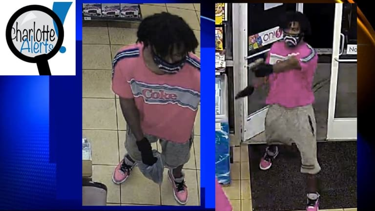 CIRCLE K CONVENIENCE STORE ROBBED AT GUNPOINT BY SUSPECT